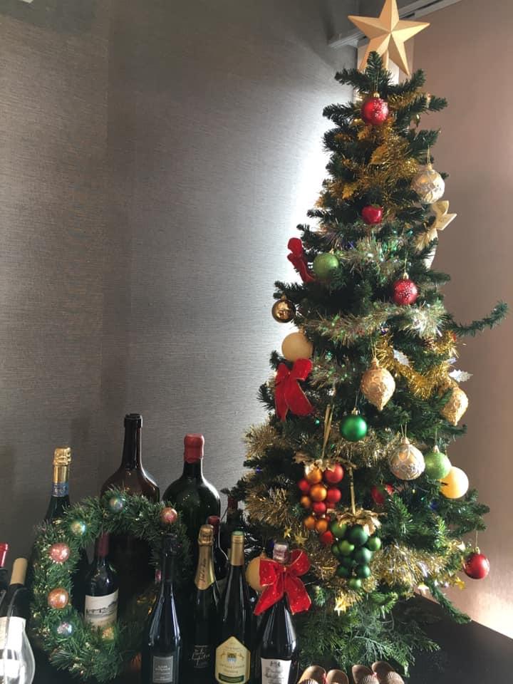クリスマスまであと3日。