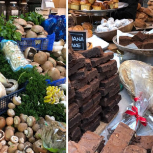ロンドンで最も古い市場「バラ・マーケット」(Borough Market)